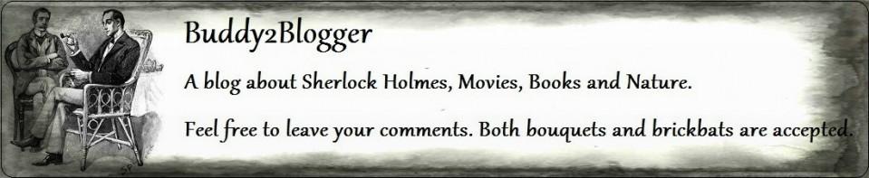 Sherlockian's Blog
