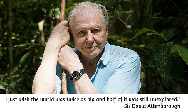 David Attenborough | Sherlockian's Blog