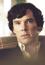 Benedict Cumberbatch as Sherlock in BBC Sherlock Season 3 US premiere Jan 2014