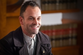 Jonny Lee Miller as Sherlock Holmes in CBS Elementary Season 2 Episode 15 Corpse De Ballet