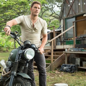 Chris Pratt Owen Grady Jurassic World wallpaper poster
