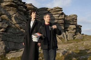 BBC Sherlock Canonical References The Hounds of Baskerville Dartmoor image wallpaper picture poster screensaver