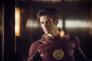 Grant Gustin Barry Allen Earth 2 picture poster wallpaper image screensaver